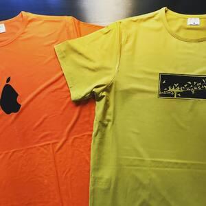 Tmavé designy na světlých tričkách vypadají parádně :) Proto na novém chystaném webu bude možnost zvolit světlý nebo tmavý potisk dle vašeho výběru. #bambutik